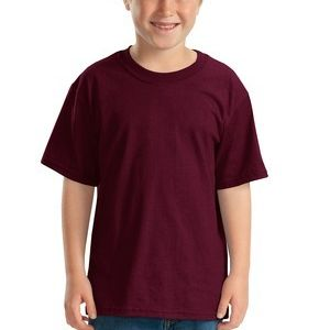 Youth Dri Power ® 50/50 Cotton/Poly T Shirt Thumbnail