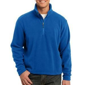 Value Fleece 1/4 Zip Pullover Thumbnail