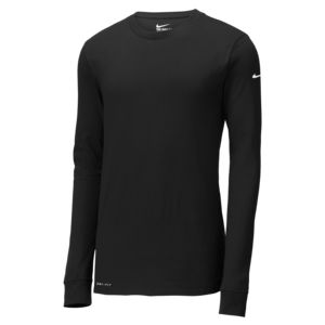 Dri FIT Cotton/Poly Long Sleeve Tee Thumbnail