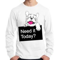 1-Day Rush Unisex Long Sleeve T-Shirt Thumbnail