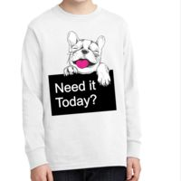 1-Day Rush Youth Long Sleeve T-Shirt Thumbnail