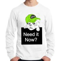 1-Hr Rush Unisex Long Sleeve T-Shirt Thumbnail