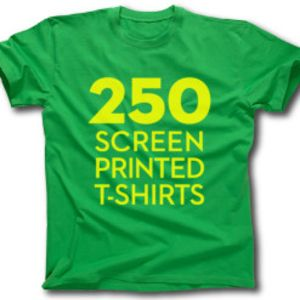 250 T-Shirts Bundle Thumbnail