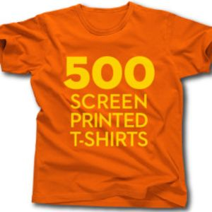 500 T-Shirts Bundle Thumbnail